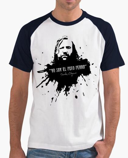 Camiseta El Puto Perro - Sandor Clegane...