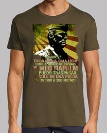 Camiseta El sargento de hierro
