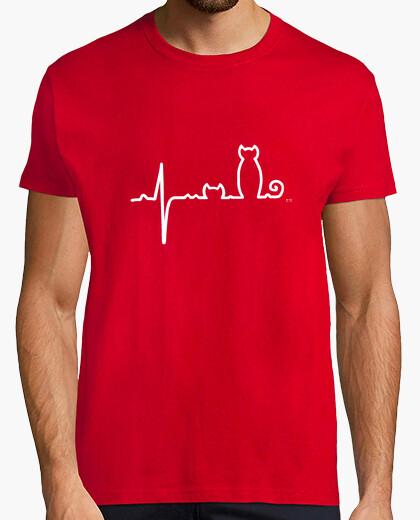 Camiseta Electrogatograma