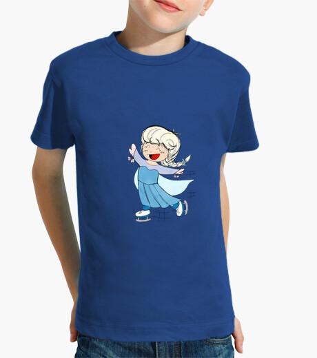 Ropa infantil Camiseta ELSA manga corta