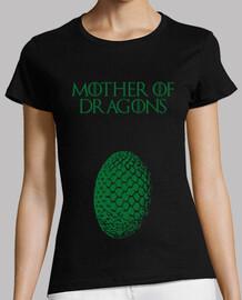 Camiseta embarazada Mother of dragons