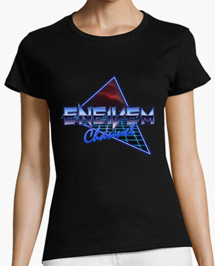 Camiseta ENEIVEM Channel v.1 (2017) [M]