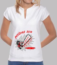 camiseta énerver permanecer fs mujer zen