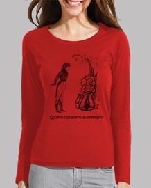 Camiseta entallada austeniana - Janeite slim T-Shirt