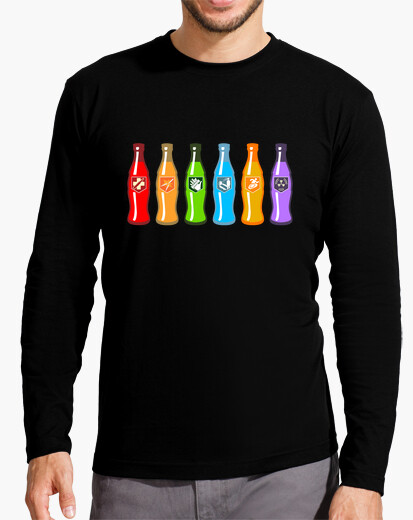 Camiseta Epic 6 pack bebidas zombis Call of duty
