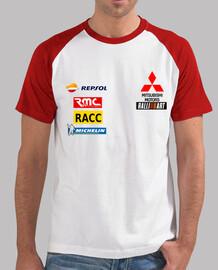 Camiseta equipo Mitsubishi-Repsol