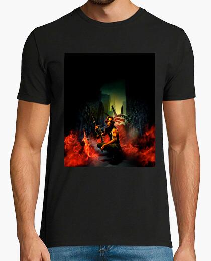 Camiseta Escape from New York