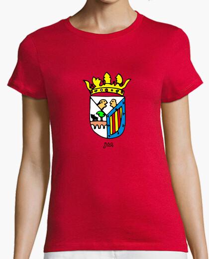 Camiseta Escudo de Salamanca Dibujado