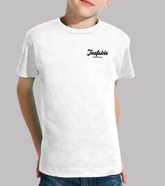 Camiseta Escudo Hacha Negro (ESPALDA)