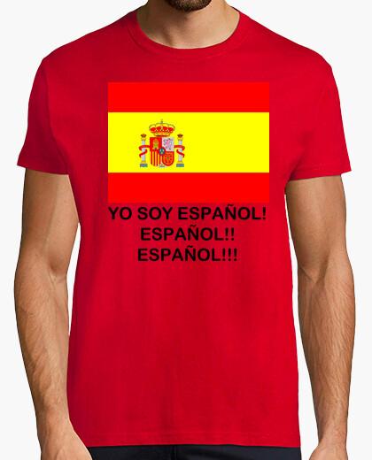 Camiseta España Futbol Eurocopa Español...