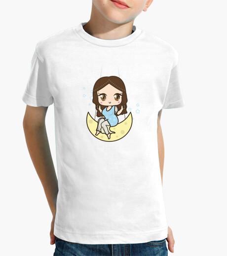 Ropa infantil ¡Camiseta Especial de Luna!