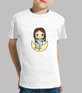 ¡Camiseta Especial de Luna!