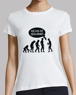 Camiseta Especie Humana (Chica)