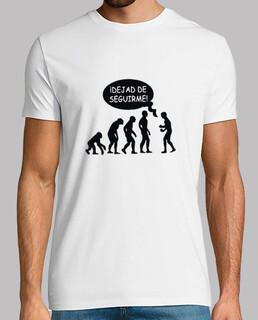 Camiseta Especie Humana (Chico)