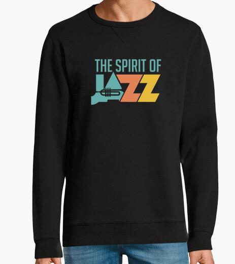 Jersey camiseta espíritu vintage jazz