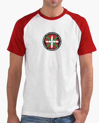 Camiseta estilo béisbol -Beti-Always-Toujours-Siempre