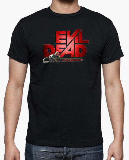 Camiseta Evil Dead (chainsaw)
