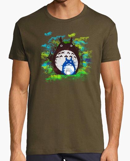 Camiseta Evolucion Totoro
