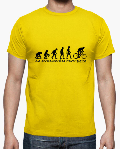 Camiseta Evolution cas