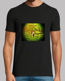 Camiseta Faltosu negra