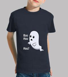 Camiseta Fantasma (bebé)