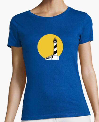 Camiseta faro Mujer,