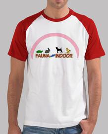 Camiseta Fauna Indoor oficial hombre