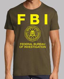 Camiseta FBI mod.17