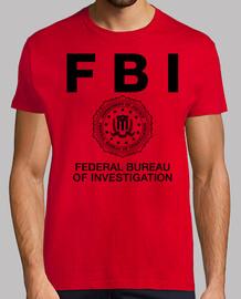 Camiseta FBI mod.18