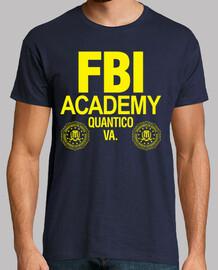 Camiseta FBI mod.25