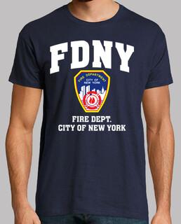 camiseta fdny mod.12