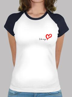 Camiseta FECHA ESPECIAL personalizable, manga corta
