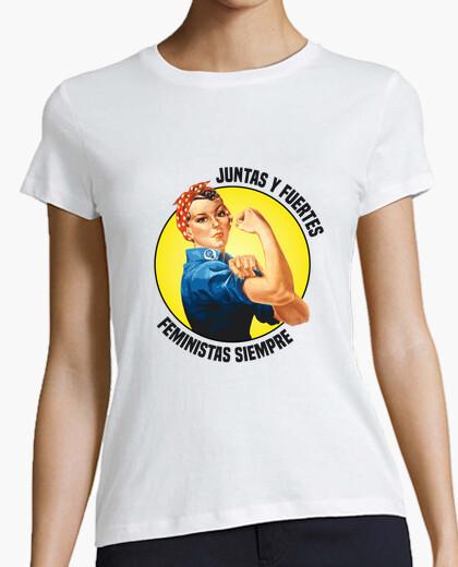 Camiseta Feministas siempre