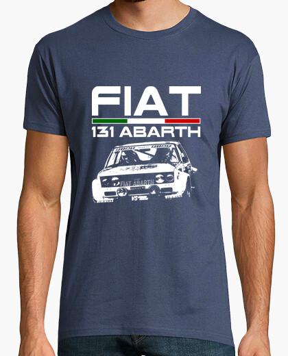Camiseta FIAT 131 ABARTH