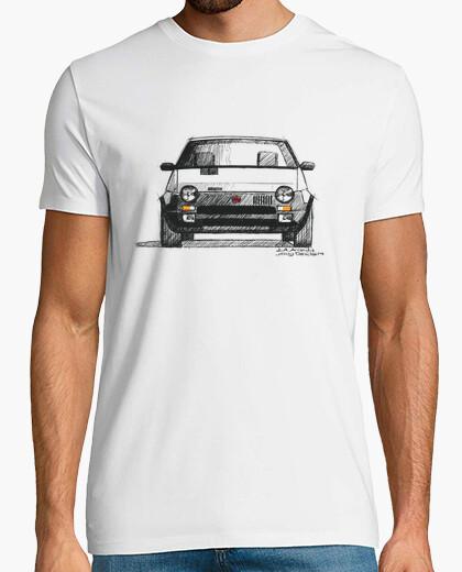 Camiseta FIAT RITMO ABARTH