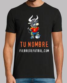 Camiseta FiebreDeFutbol España