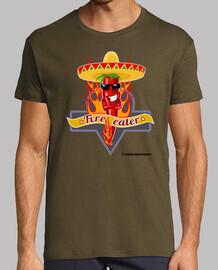 Camiseta Fire eater