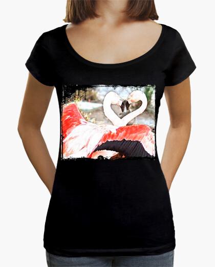 Camiseta Flamenco enamorado
