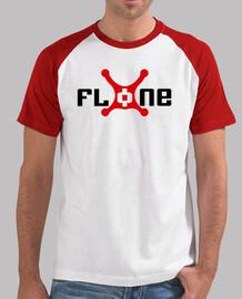 Camiseta flone, tenemos derecho a volar