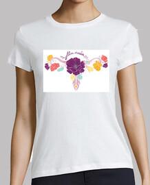 Camiseta Flora Creativa