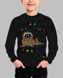 Camiseta Foca