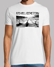 Camiseta Foto Sad Hill hombre
