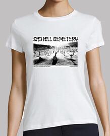 Camiseta Foto Sad Hill mujer