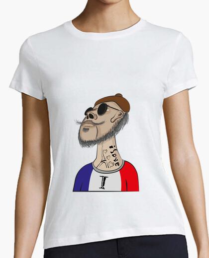 Camiseta Franco-italiano