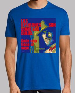 Camiseta Frases Clint Eastwood