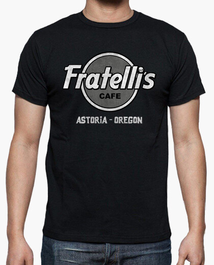 Camiseta Fratelli's Rock Cafe