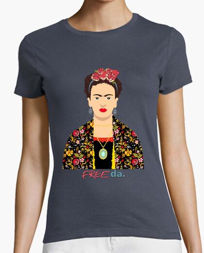Camiseta Free da