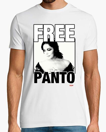 Camiseta Free Pantoja