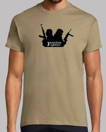 Camiseta Freedom Fighters