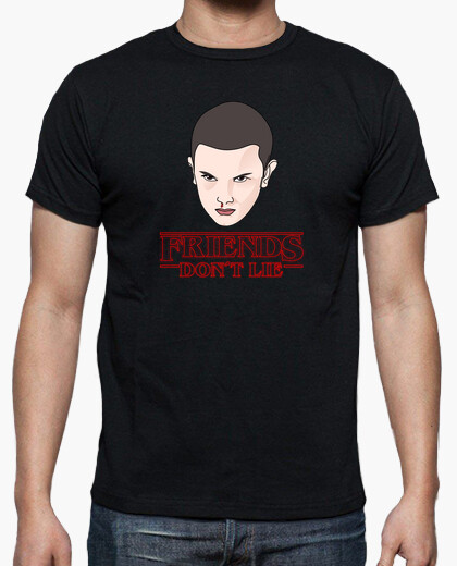 Camiseta Friends don´t lie - Eleven
